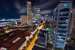 Singapore :Digital Life . The Night is Young ;-) photo by Ragstatic