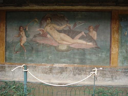 Mosaic at Pompeii