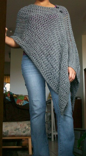 Free Poncho Patterns to Crochet - Poncho Crochet Patterns Online
