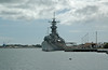 View of USS Missouri