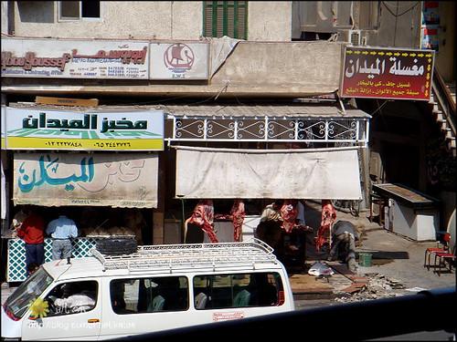 埃及胡加達午餐