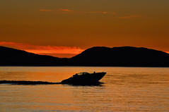 A San Juan Islands Sunset Cruise photo by Fort Photo