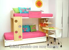 Quarto de Menina photo by intercasa moveis de criança