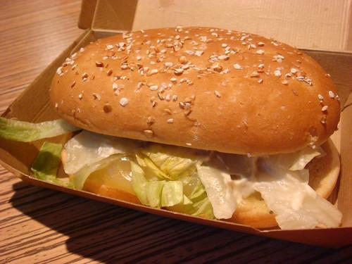 miniburger med norvegia