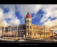 Port Adelaide Customs House :: HDR photo by :: Artie | Photography :: Cya in Sept!