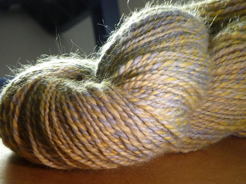 Brushed Yarn