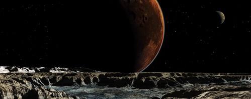 Pluto / Chiron