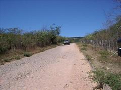 A Truck Approaches