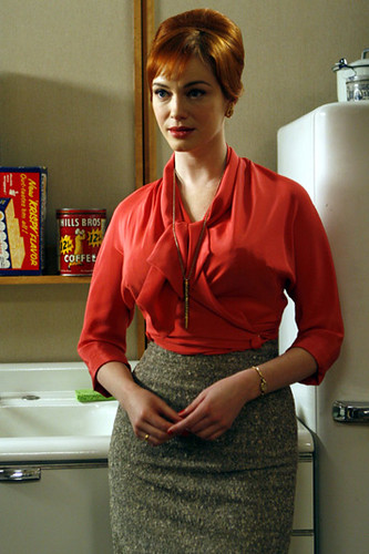 christina hendricks mad men. Christina Hendricks in Mad