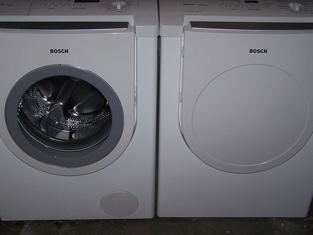 Bosch Nexxt 500 Plus Series Gas Dryer - White - Reviews  Prices