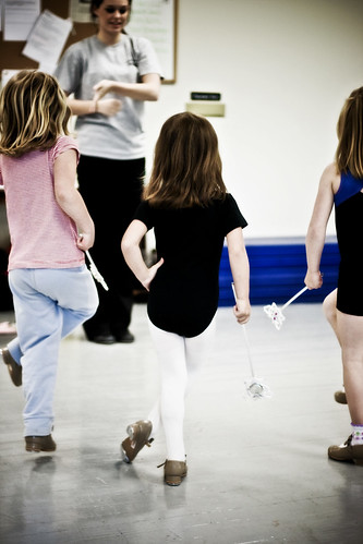 Hannah Dance Class 5