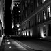 Film Noir at West Court Street, Version 1