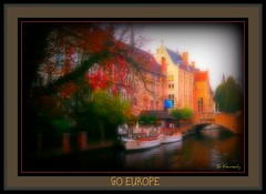 Brugge, Belgium in the Fall of 2006 photo by qparker71 (Brian Kennedy)