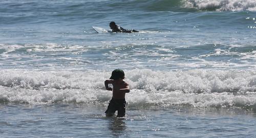 surf dancing