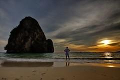 Watching the Sunset photo by robysaltori