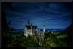 Schloss Neuschwanstein photo by Chinmay Oza