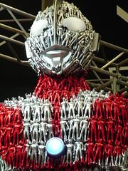 東京おもちゃショー2008 ウルトラマンでできたウルトラマン!