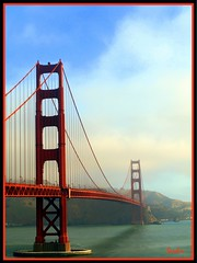 Golden Gate Bridge photo by serdir