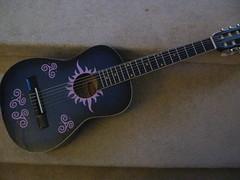 Nanyate?! Guitar
