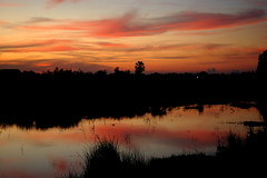 Sunset photo by Jon in Thailand