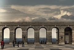 Los arcos del palacio photo by GustavoCba