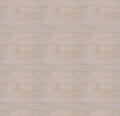 White brick wall texture (3x tiled) photo by Iwan Gabovitch