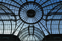 Grand Palais - Sky photo by jmvnoos in Paris