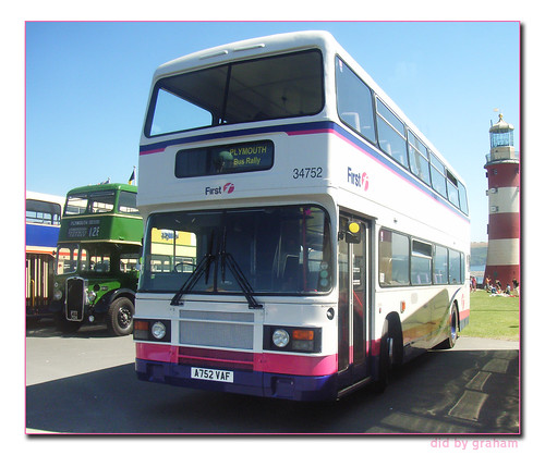 First Devon and Cornwall 34752 A752VAF
