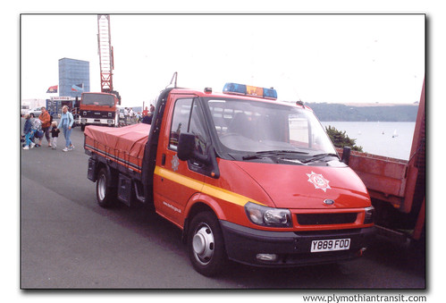 Devon Fire Y889FOD