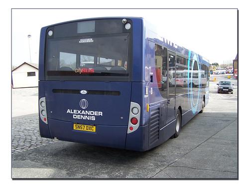 Alexander Dennis Enviro 300
