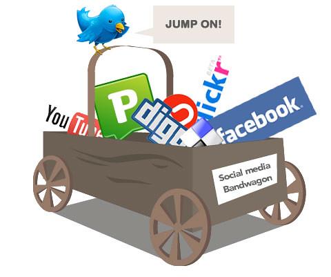 Обука за социјални медиуми