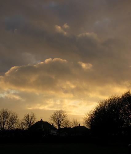 Frinton Sunset