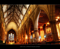 St Francis Xavier, Adelaide - HDR photo by :: Artie   Photography ::