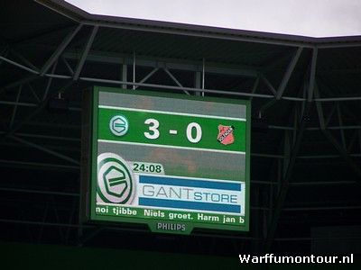 3019645494 ee0d4d11ae FC Groningen – FC Volendam 5 0, 9 november 2008