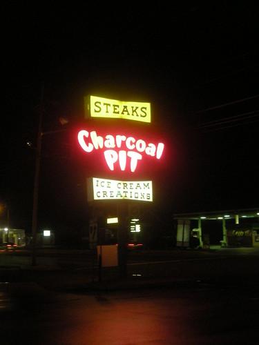 Charcoal Pit 1