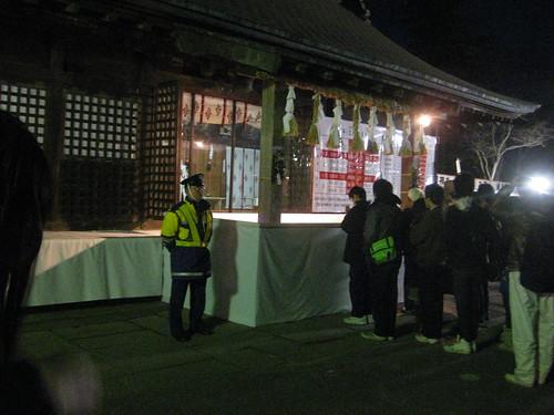 《幸运星》效应不减,鹫宫神社年初 42 万人参拜