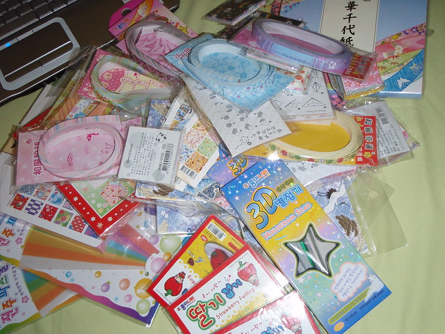 WHAT IS ORIGAMI PAPER