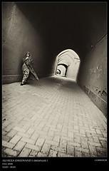 Corridor photo by Ali Sarcheshmeh (علی سرچشمه)