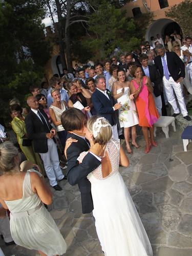 congratulations, Silvia & Marco!