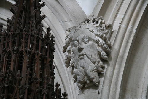 gothic stone beams photos