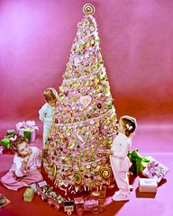 Candy Christmas Tree photo by louie_gee_gee2