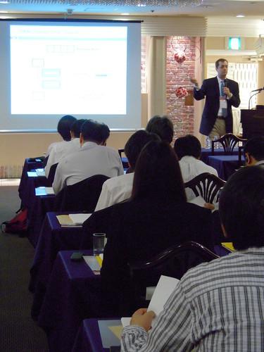 JL Presenting in Yokohama