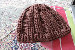 Wrong Side of Cable Hat