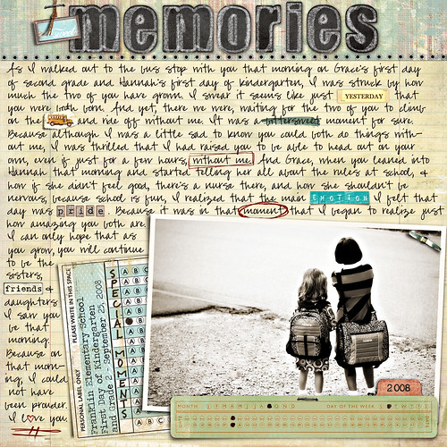 Sweet Memories_English Challenge