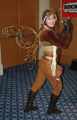 Steampunk Fairy - Dragoncon 2008 photo by helix90