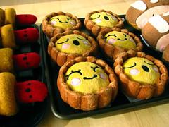 egg tarts photo by cutesypoo
