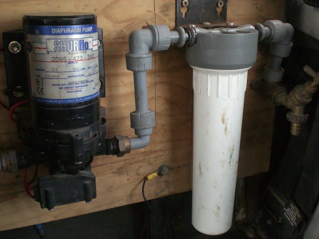 I have a client who says he sells a drinking water purification system that takes humidity out of the air and converts it to drinking water. He wants to sell this to
