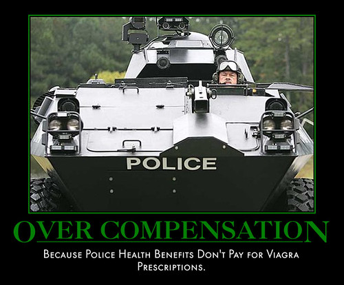 Over Compensation