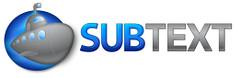 Subtext logo