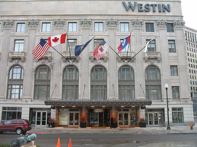 Westin Book Cadillac Hotel Detroit